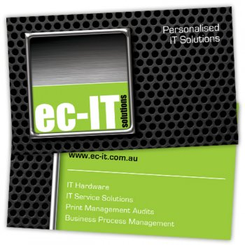ec-IT Business Cards