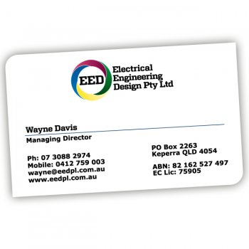 EED Business Cards